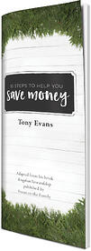 10 Steps to Help You Save Money by Tony Evans