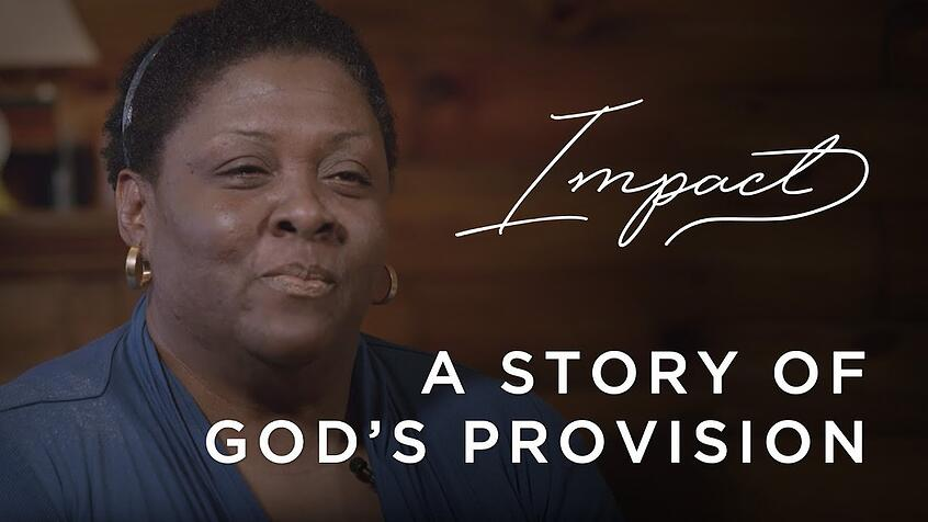 An Everyday Hero Shares About God's Provision