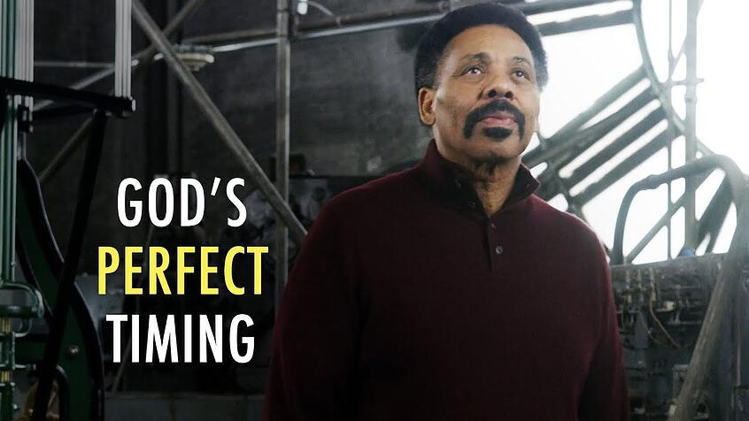 Wait for God's Perfect Timing